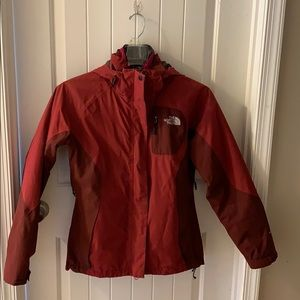 The North Face jacket w/ shell